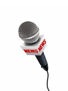 Health Newsletters microphone